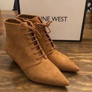 Nine West Booties - New w/box